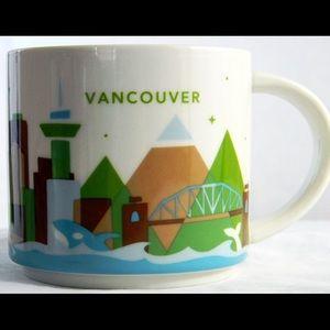 STARBUCKS   Vancouver Mug